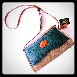 1bc3607e9386 NWT➕VTG Leather Marlo Bags Handbag